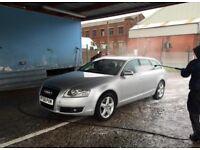 Audi A6 avant 2.0tdi se 2007 £2300