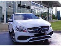Mercedes-Benz A-class A180d AMG Line