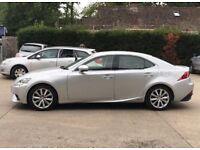 2013 Lexus IS300 2,5 litre 5dr automatic 1 owner