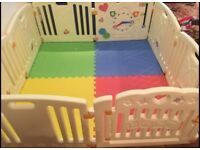Playground for babies/toddlers