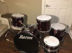 Beginner's Drums - Good Condition