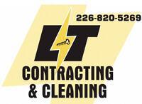 L.T. Contracting and Cleaning