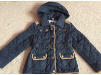 Age 5-6 girls coat