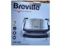 Sandwich press Breville