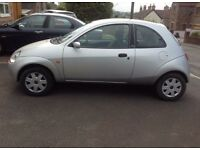 Ford ka collection 1.3i low miles silver