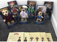 Compare the meerkat toys x6