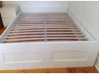 Lovely Double Bed and Mattress