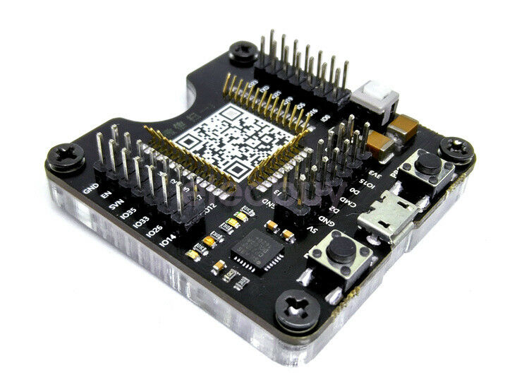 New ESP32 Programmer Socket Adapter For ESPRESSIF ESP-WROOM-32 Module
