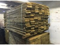 New Wooden Tanalised Feather Edge Fence Pieces/ Panels/ Boards
