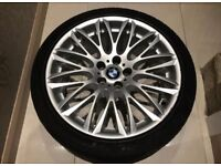 BMW 5 series 7 series 19 inch brand new wheel and tyre free delivery