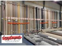 Carpet, Vinyl and Laminate flooring suppliers and fitters