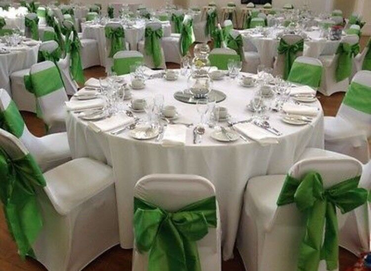 65p Chair Cover and Sash Hire  wedding party cheap Decorations table cloth u0026 runner napkins | in Gateshead Tyne and Wear | Gumtree & 65p Chair Cover and Sash Hire  wedding party cheap Decorations ...