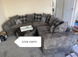 Brand New Verona Corner Or 3+2 Seater Sofa| Swivel Chair Available