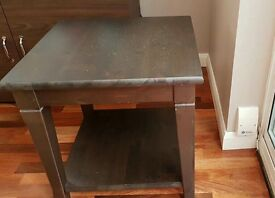 lovely solid wooden table