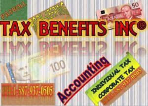 Tax Return Services Accounting: Corporate and Personal