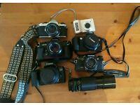 Bundle of camera