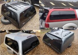 MANY COLOURS Nissan Navara D40 Hardtop 2005-2015. Will p/x Your Cover. Can Deliver