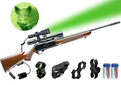 Orion Predator H30 Green LED Hog Hunting Light w/ Optional Rifle Mount Kit