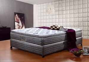 Stardust Affinity Medium Firm Queen Size Mattress 60% off Willetton Canning Area Preview