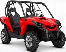 Cheap Canam Commander 800dps one only dont miss out atv utv quad Taminda Tamworth City Preview