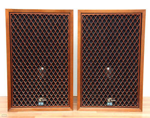 SANSUI SP-55A Speakers