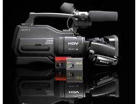 Sony HRV 1000E CAMCORDER