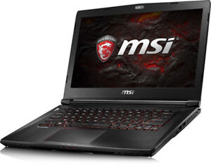 """MSI Gaming Laptop - 14"""" - Power on the go"""