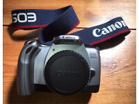 Canon Eos SLR 300V film camera body