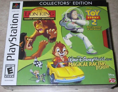 Disney s Collector''s Edition Ps Playstation