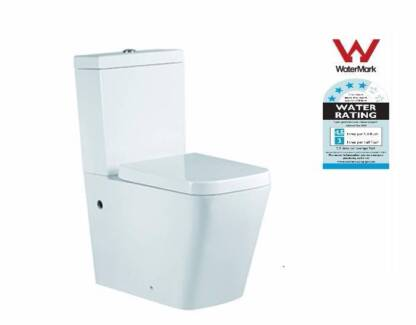 BATHROOM TRADE SHED REVIEWS THE LAUREL WALL FACING TOILET AS AAA