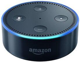 Amazon echo dot brand new 2nd gen in box unopened