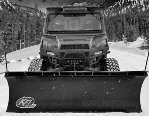 KFI Products UTV Snow Plow Package Sale - NEW with 2 yr warranty