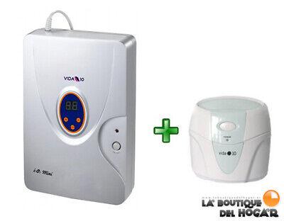 Generador de Ozono Vida 10 Multifuncional de Aire y Agua i-O3 Mini...