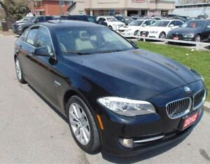 2012 BMW 528i - X DRIVE - FULL WARRANTY