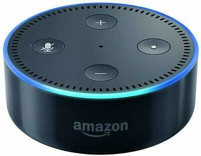 Amazon Echo Dot 2nd Generation Alexa Smart Assistant Enabled Bluetooth Speaker