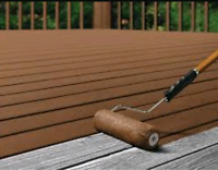 I WILL STAIN YOUR DECK!