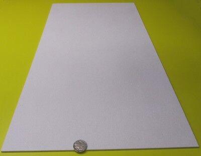"Natural HDPE Plastic Sheet 1//8/"" x 8/"" x 8/"" .125/"" 10 Pack"
