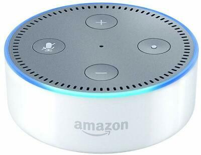 NEW Amazon Echo Dot 2nd Generation Smart Speaker - White