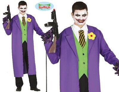 Herren Assassin Bösewicht Hofnarr Kostüm Kostüm Herren Outfit - Herren Bösewicht Kostüme