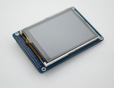 3.2 Tft Lcd Display Module Touch Panel Sd Reader For Arduino Mega2560 Uno R3