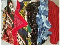 Mixed scarf /Bandana Selection