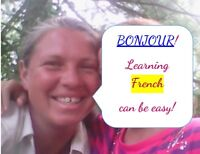 French tutoring $30/hour