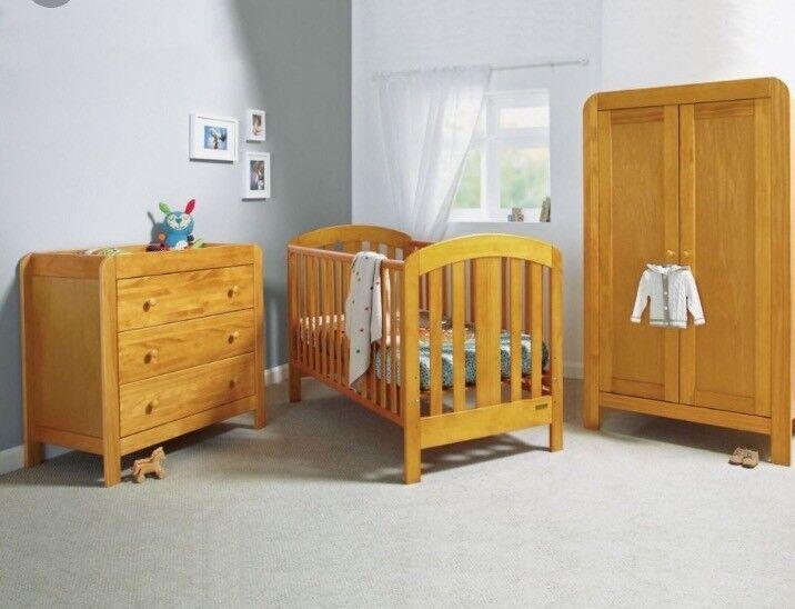 Mamas And Papas Vico Nursery Furniture Set