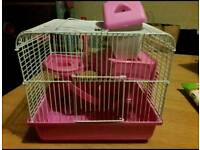 Small hamster cage for sale