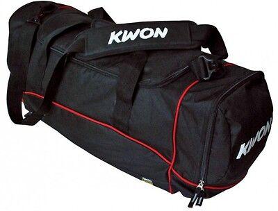 Sporttasche Large von KWON. Ca. 61cm lang x 28cm x 28cm.Kampfsport, Fitness