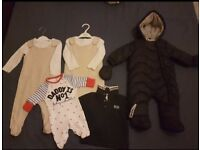 Branded Baby Clothes Bundle