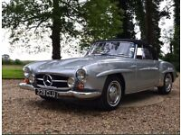 Mercedes 190sl Right Hand Drive Wanted in any condition
