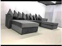 Outclass 🤗Brand New High Quality Ashwin U Shape Sofa -- Cash On Delivery