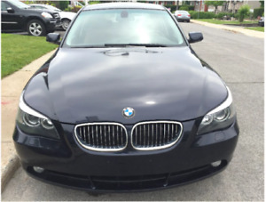 2006 BMW 5-Series Sedan / SMS ONLY