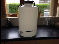 29ltr Fermenter with a tap